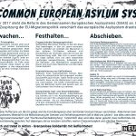 Wallpaper out: 'The Common European Asylum System'